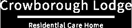Crowborough Lodge Residential Care Home Logo